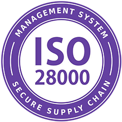 Logo ISO 28000