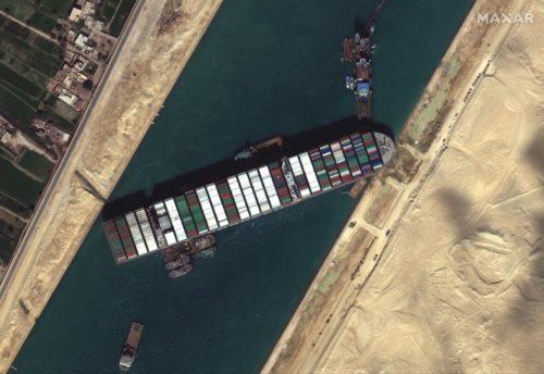 Canal de Suez: Consecuencias