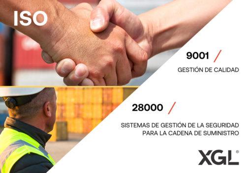 ISO 9001 e ISO 28000